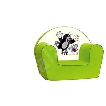 gr ne sessel mole kinderm bel. Black Bedroom Furniture Sets. Home Design Ideas