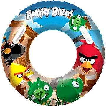 gro e aufblasbare ring angry birds aufblasbaren spielzeug spielzeug. Black Bedroom Furniture Sets. Home Design Ideas