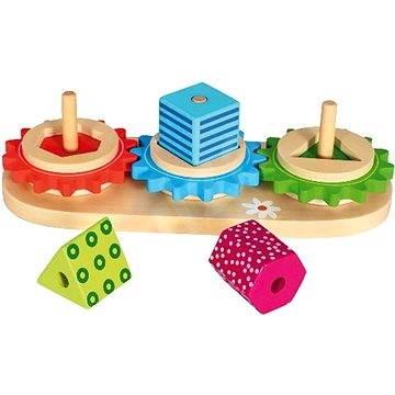 kennen formen trio didaktisches spielzeug spielzeug. Black Bedroom Furniture Sets. Home Design Ideas