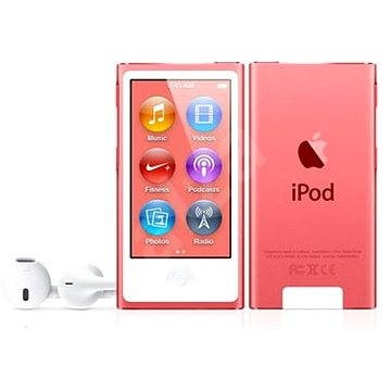 ipod nano rosa 16 gigabyte 7 generation. Black Bedroom Furniture Sets. Home Design Ideas