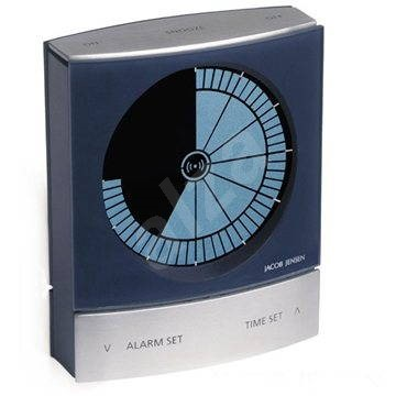 jacob jensen alarm 624 alarm clock trendy. Black Bedroom Furniture Sets. Home Design Ideas