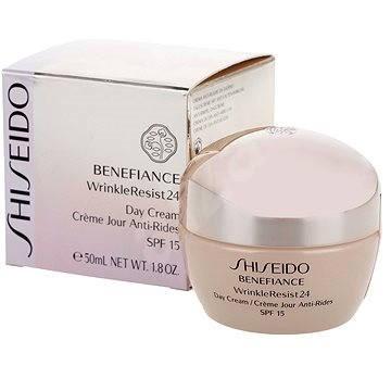 shiseido benefiance wrinkle resist 24 day creme spf 15 50. Black Bedroom Furniture Sets. Home Design Ideas