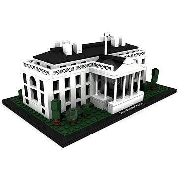 lego architecture 21006 das wei e haus baukasten. Black Bedroom Furniture Sets. Home Design Ideas