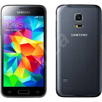Samsung Galaxy S5 Mini Sm G800 Charcoal Black D1774688