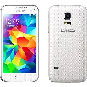 Samsung Galaxy Mini S5 Sm G800 Shimmery White D1774689