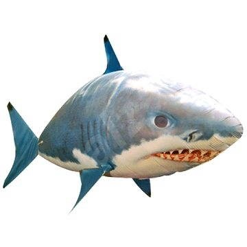 Air swimmers flying fish shark inflatable toy for Air swimming fish
