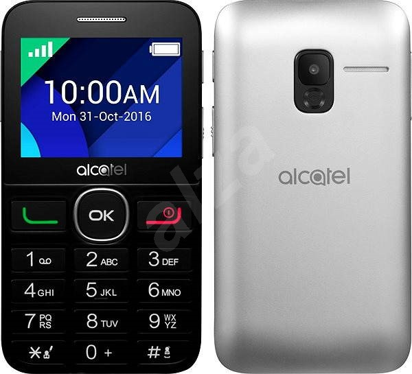 alcatel one touch 20.01 seniors phone manual