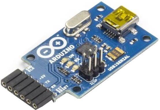 Arduino usb serial converter mini building kit
