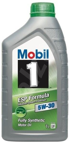 mobil 1 esp formula 5w 30 1l olej. Black Bedroom Furniture Sets. Home Design Ideas