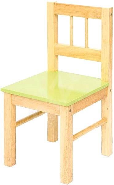 bigjigs children 39 s green wooden chair kids 39 furniture