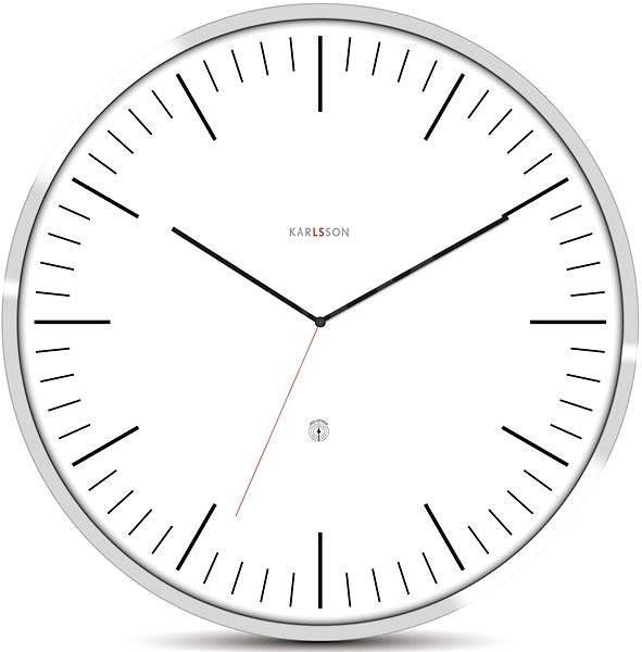 Karlsson Kw0013wh Clock