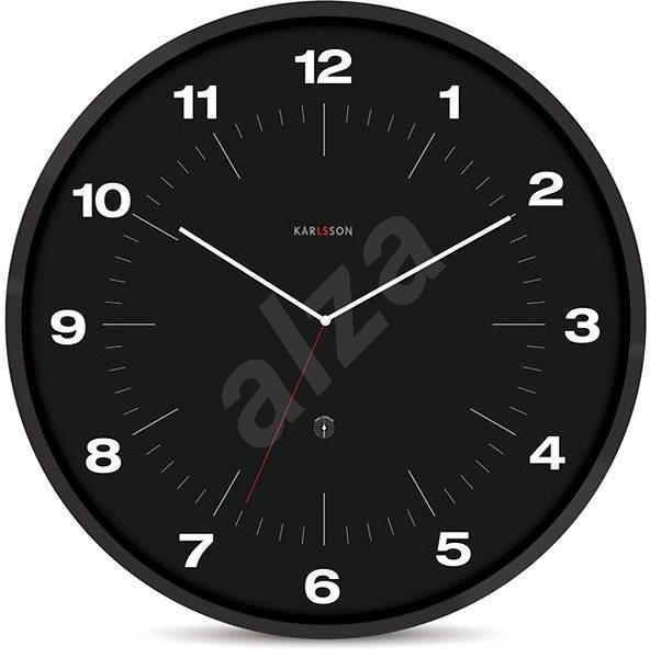 Karlsson Kw0010bk Clock