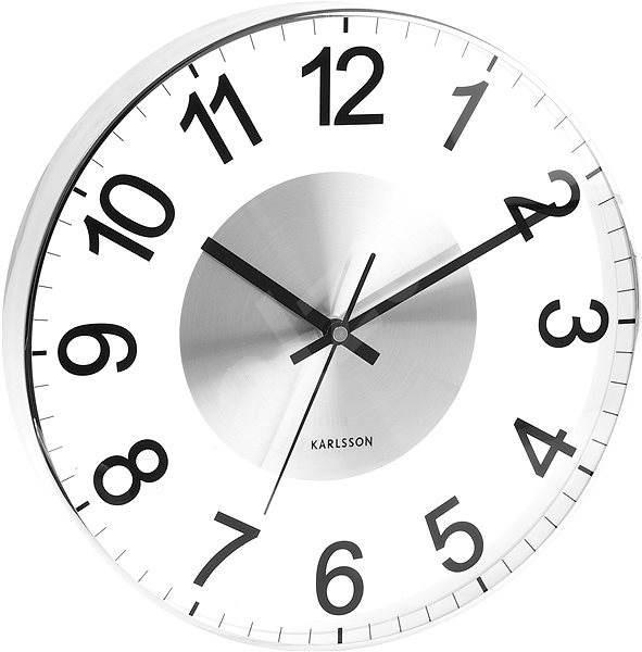 Karlsson 5404bk Clock