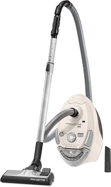 rowenta silence force compact ro4627 bag vacuum cleaner. Black Bedroom Furniture Sets. Home Design Ideas