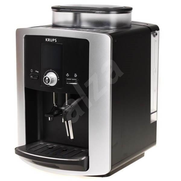 espresso machine krups ea 8025pe automatic coffee. Black Bedroom Furniture Sets. Home Design Ideas