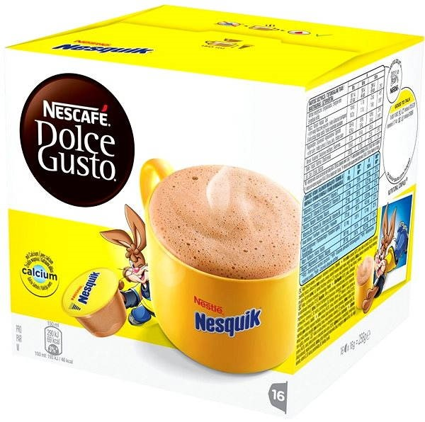 nescaf dolce gusto nesquik coffee capsules. Black Bedroom Furniture Sets. Home Design Ideas