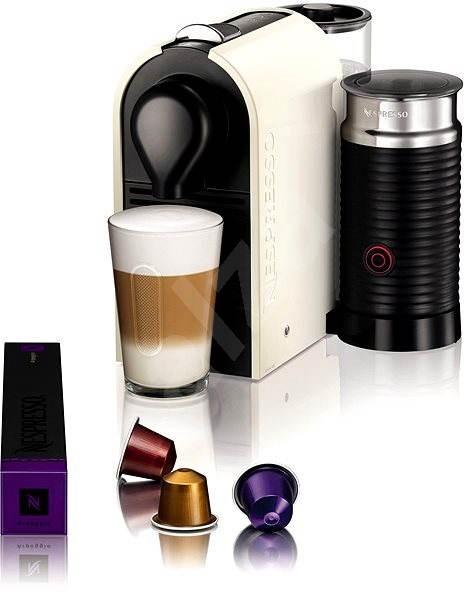 nespresso krups u xn260110 automatic coffee machine. Black Bedroom Furniture Sets. Home Design Ideas