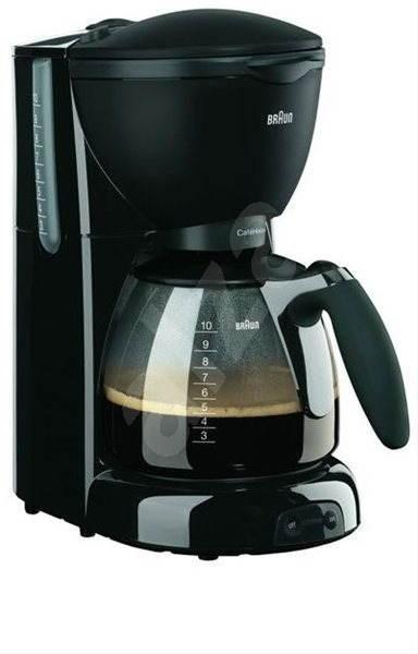 Braun Coffee Maker Heating Element : BRAUN KF 560 CafeHouse Pure Aroma - Coffeemaker Alzashop.com