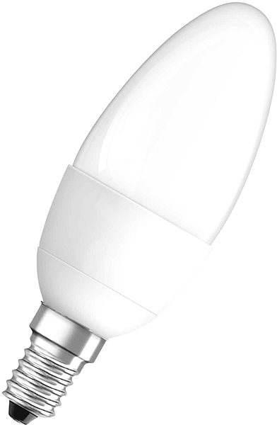 superstar osram led 6 2w e14 led bulb. Black Bedroom Furniture Sets. Home Design Ideas