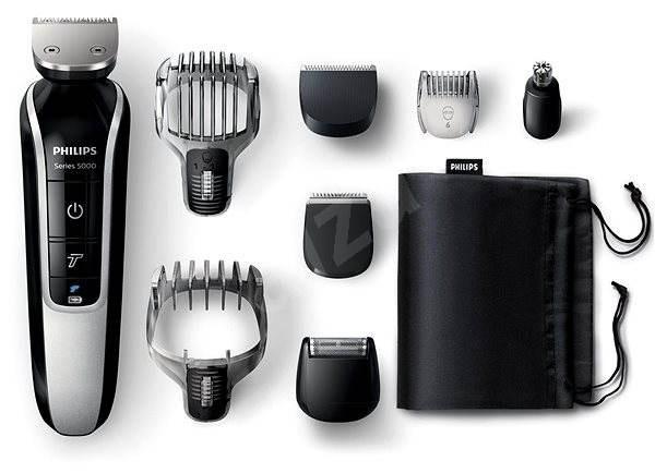 philips multigroom series 5000 8in1 beard hair trimmer qg3371 16 hair and beard trimmer. Black Bedroom Furniture Sets. Home Design Ideas