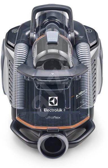 electrolux ultraflex zufflexa bagless vacuum cleaner. Black Bedroom Furniture Sets. Home Design Ideas