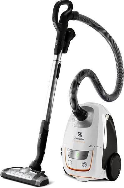 electrolux zusanimal bag vacuum cleaner. Black Bedroom Furniture Sets. Home Design Ideas