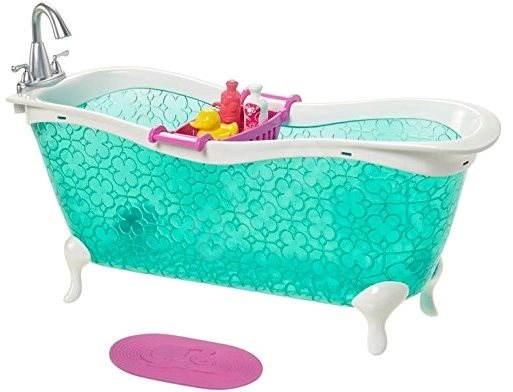 barbie koupelna hern set. Black Bedroom Furniture Sets. Home Design Ideas