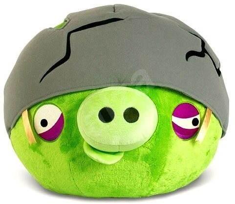 Rovio Angry Birds 20cm Plush Helmet Pig With Sound Plush