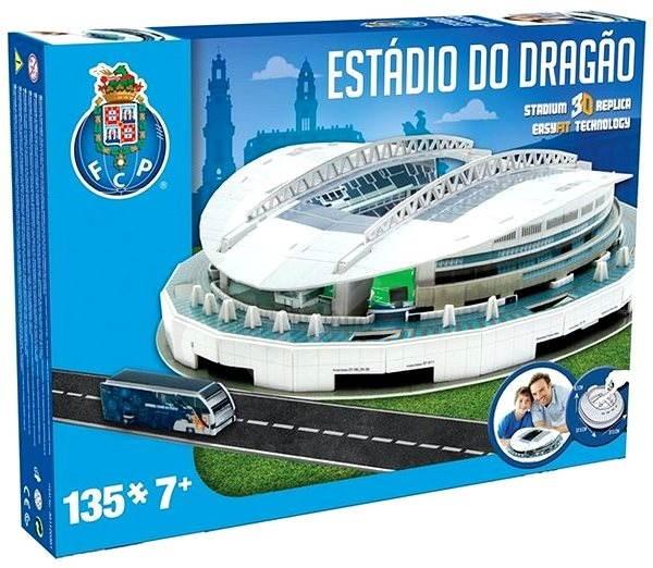 3d puzzle nanostad portugal o dragao fotbalov stadion porto puzzle. Black Bedroom Furniture Sets. Home Design Ideas