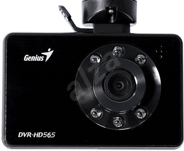 genius dvr hd565 car video recorder. Black Bedroom Furniture Sets. Home Design Ideas