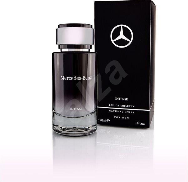 Mercedes benz intense perfume edt 120 ml p nska toaletn for Mercedes benz intense perfume