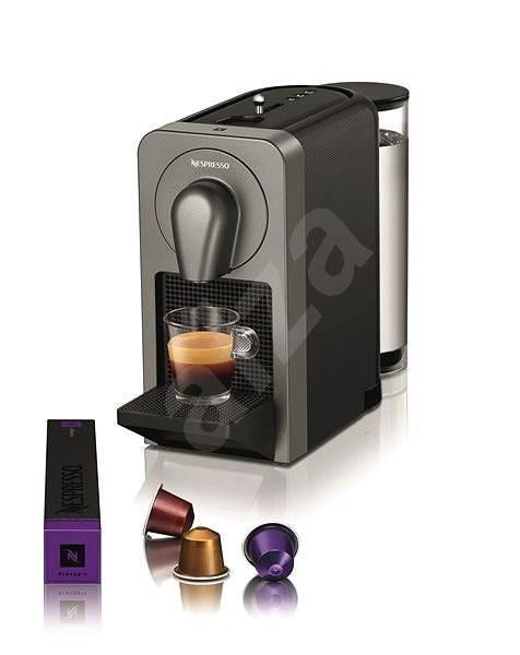 Nespresso Coffee Maker User Manuals : NESPRESSO Krups Prodigio XN410TCP - Automatic coffee machine Alzashop.com