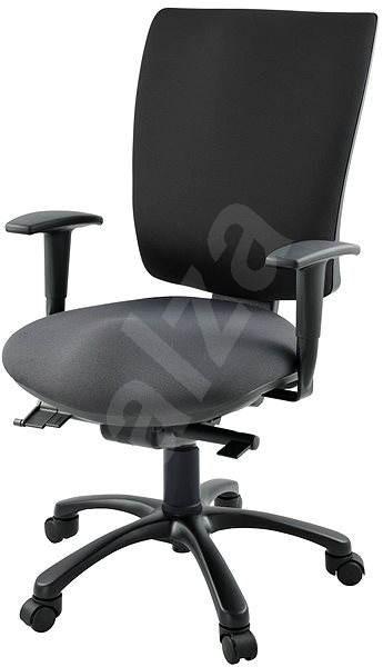 therapia unisit 3990 grau schwarz b rostuhl. Black Bedroom Furniture Sets. Home Design Ideas