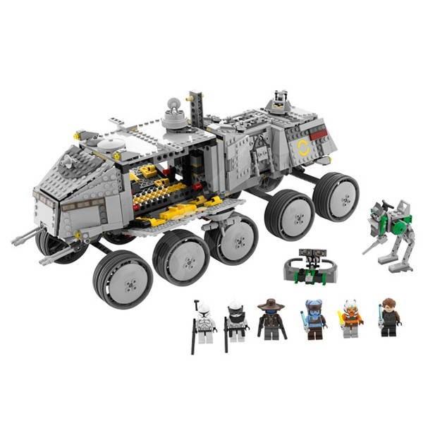Lego Star Wars 8098 Clone Turbo Tank Stavebnica Alza