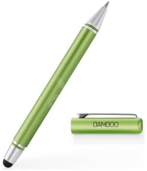 wacom bamboo stylus duo3 green stylus. Black Bedroom Furniture Sets. Home Design Ideas