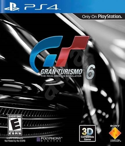 ps4 gran turismo 6 hra pro konzoli. Black Bedroom Furniture Sets. Home Design Ideas