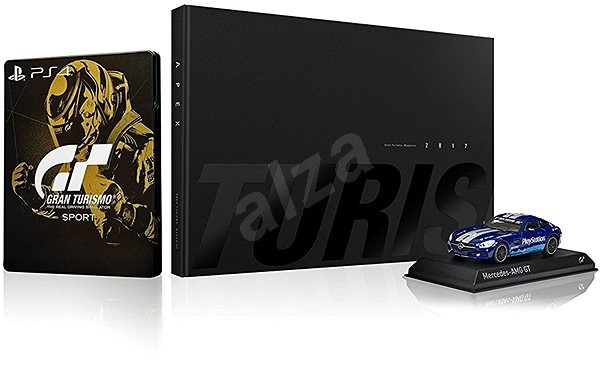 gran turismo sport collectors edition ps4 console game. Black Bedroom Furniture Sets. Home Design Ideas