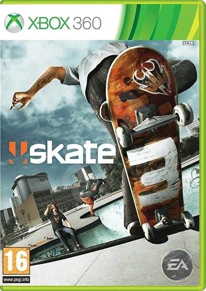 Xbox 360 I Skate 3