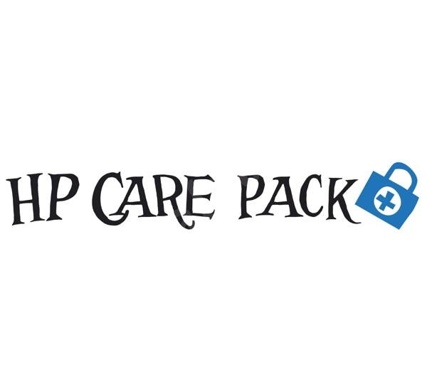 how to use hp care pack