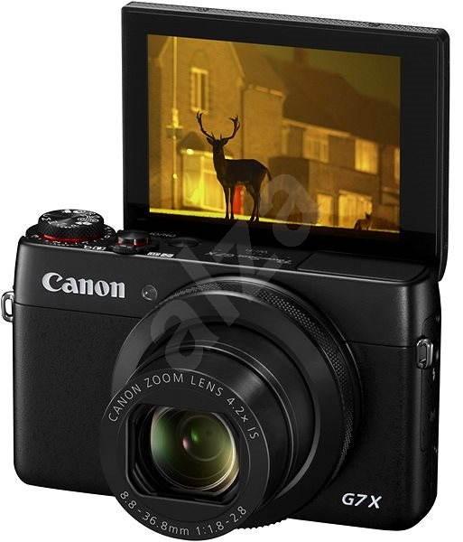 canon powershot g7 x digital camera. Black Bedroom Furniture Sets. Home Design Ideas