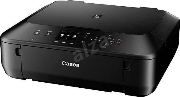 canon pixma mg5650 black inkjet printer. Black Bedroom Furniture Sets. Home Design Ideas