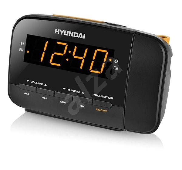hyundai rac 481 pllbo radio alarm clock. Black Bedroom Furniture Sets. Home Design Ideas