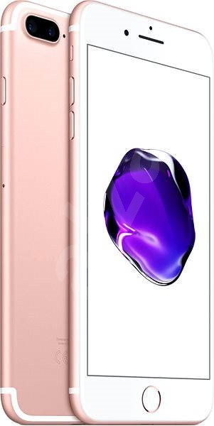 iphone 7 plus 256gb rose gold handy. Black Bedroom Furniture Sets. Home Design Ideas