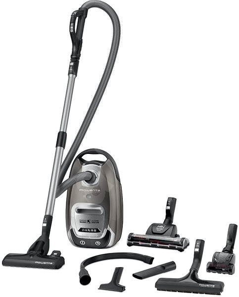 Rowenta ro6486 silence force 4a full care bagged vacuum cleaner - Rowenta silence force 4a ro6432ea ...