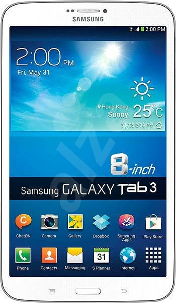 samsung galaxy tab 3 8 0 3g white tablet. Black Bedroom Furniture Sets. Home Design Ideas