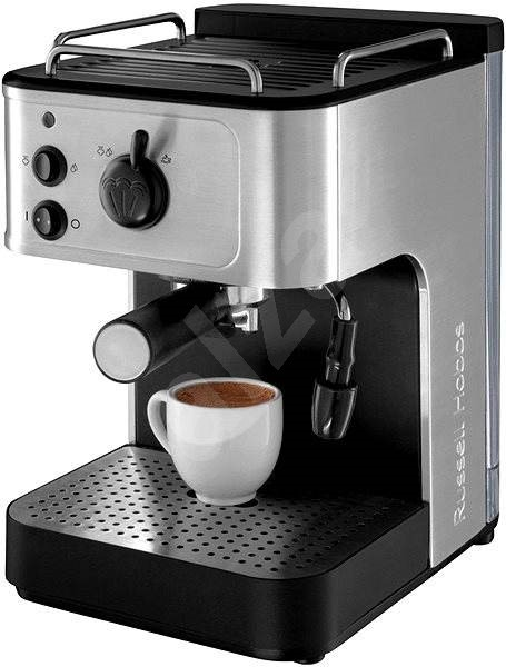 Russell Hobbs Vivace Capsule Coffee Maker And Frother : Russell Hobbs Espresso Maker 18623-56 - Lever coffee machine Alzashop.com