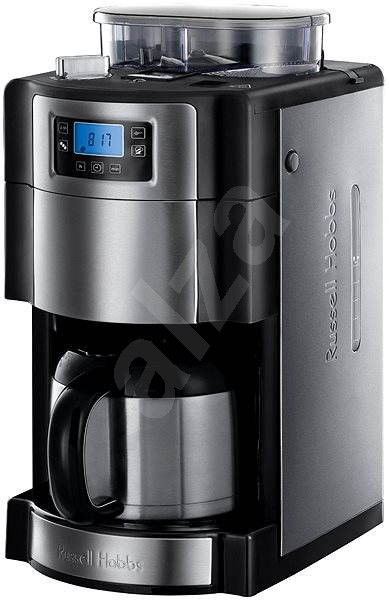 Russell Hobbs Vivace Capsule Coffee Maker And Frother : Russell Hobbs Grind&Brew Thermal Coffee Maker 21430-56 - Coffee Maker Alzashop.com