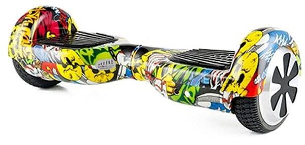 Hoverboard  I Graffiti Standard