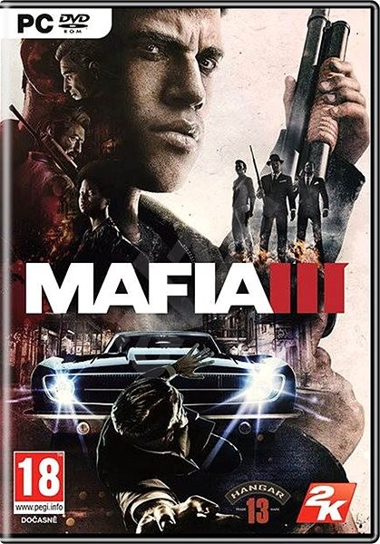 Mafia III - Taxi poradna, taxi připni pásy [1]