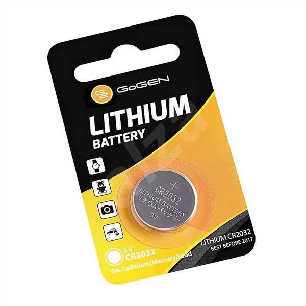 gogen cr2032 lithium 1 battery. Black Bedroom Furniture Sets. Home Design Ideas